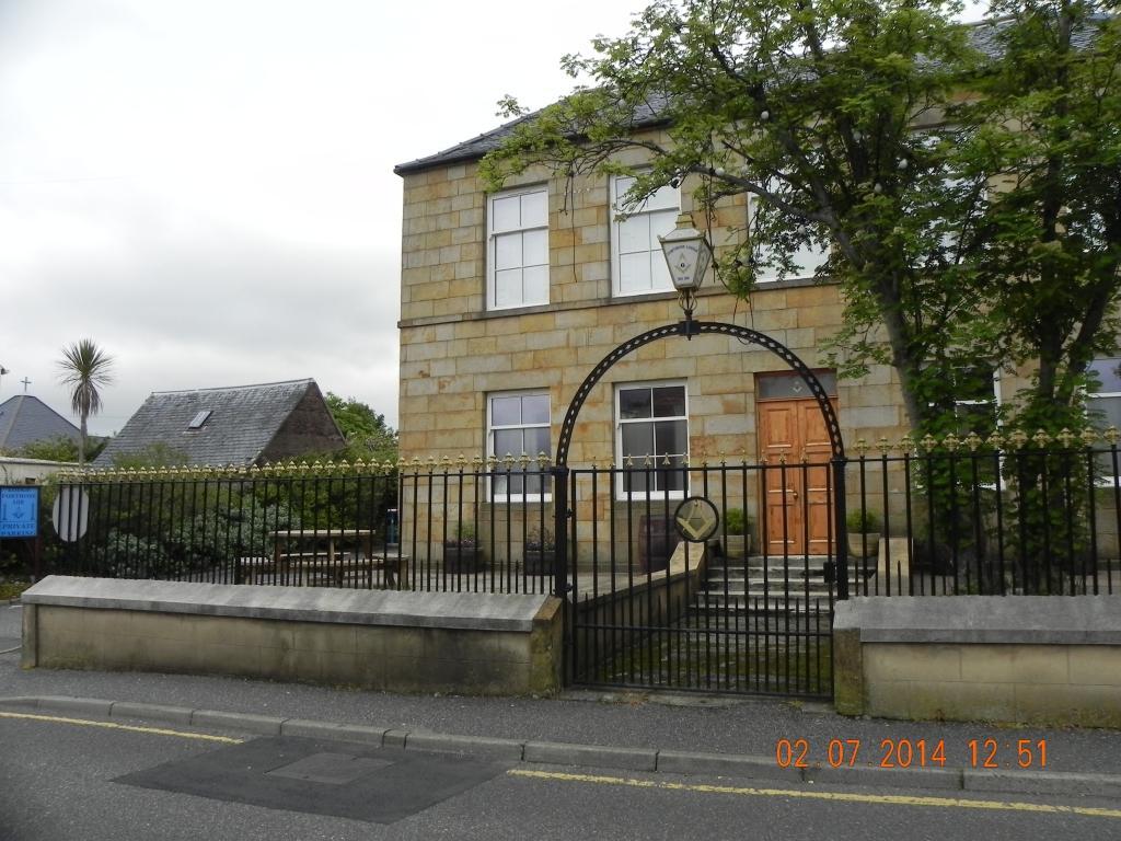 Masonic Hall Stornaway 2