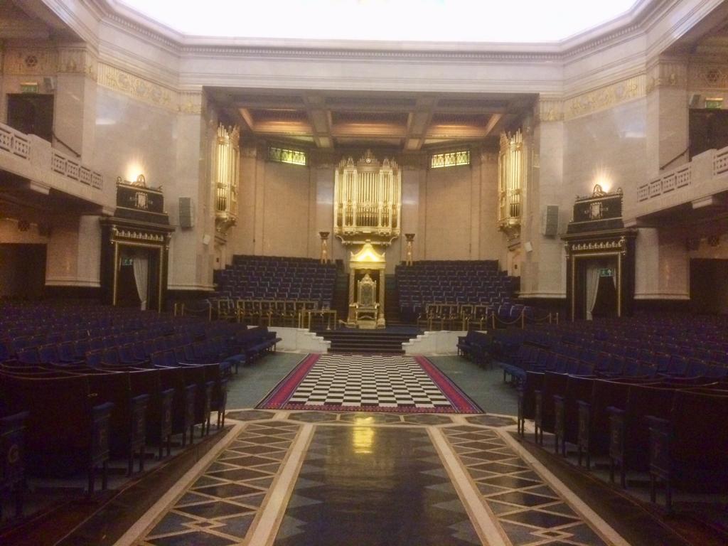 UGLE Interior 1